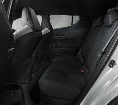 Toyota C-HR 2021 GR Sport đảm bảo độ an toàn đỉnh cao với công nghệ tân tiến.