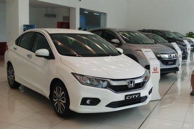 Honda City đang bán tại Việt Nam 1