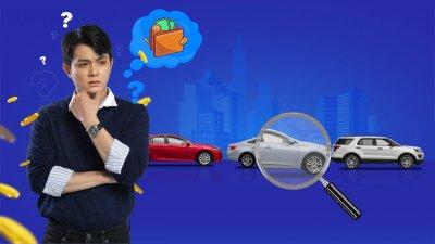 Cân nhắc về chi phí mua và nuôi xe 1
