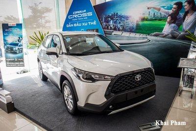 Toyota Corolla Cross thiết lập kỷ lục doanh số mới 1