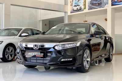 Honda Accord có mức giá đắt đỏ nhất phân khúc 1