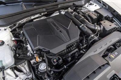 Hyundai Sonata 2021 N-Line với sức mạnh mới vẫn còn nhiều bí ẩn để tay lái khám phá.