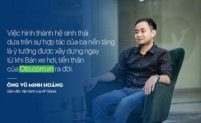 Hệ sinh thái Oto.com.vn và tham vọng thay đổi thị trường ô tô Việt 1.
