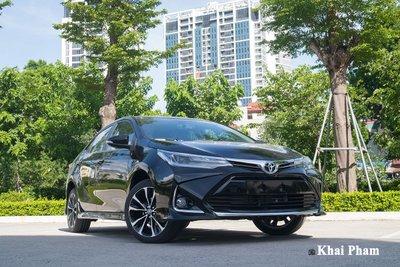 Toyota Corolla Altis: 307 xe 1