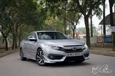 Honda Civic: 148 xe 1