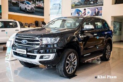 Ford Everest 2020 đang bán tại Việt Nam 1