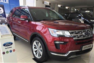 Ford Explorer ưu đãi 45 triệu đồng trong tháng 11 1