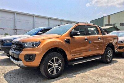 Ford Ranger ưu đãi 20 triệu đồng trong tháng 11 1