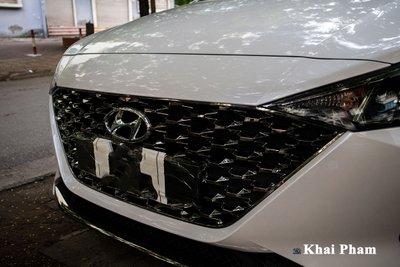 Rộ rõ hình ảnh Hyundai Accent 2021 tại Việt Nam, màn hình là chi tiết gây tranh cãi a51da