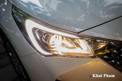 Rộ rõ hình ảnh Hyundai Accent 2021 tại Việt Nam, màn hình là chi tiết gây tranh cãi a51