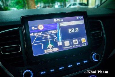 Lộ rõ hình ảnh Hyundai Accent 2021 tại Việt Nam: Đẹp, hiện đại gây áp lực lên Toyota Vios  a1cbv