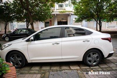 Rộ rõ hình ảnh Hyundai Accent 2021 tại Việt Nam, màn hình là chi tiết gây tranh cãi a51r