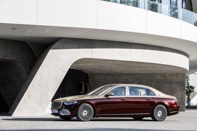 """Ngắm trọn bộ ảnh Mercedes-Maybach S-Class 2021 vừa ra mắt: Đúng chất """"Chủ tịch"""" a9"""