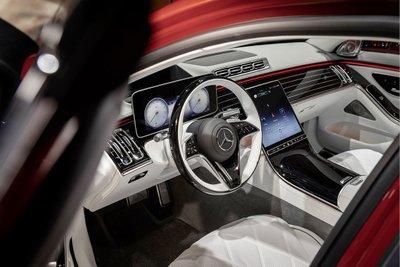 """Ngắm trọn bộ ảnh Mercedes-Maybach S-Class 2021 vừa ra mắt: Đúng chất """"Chủ tịch"""" a12"""