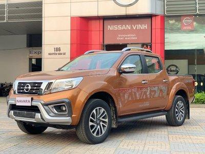 Nissan Navara A-IVI điều chỉnh giá bán 1