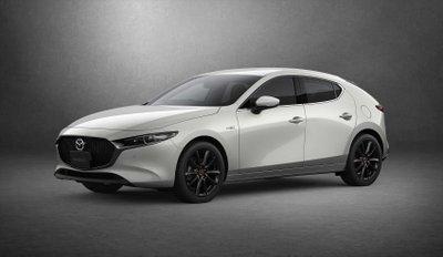 Mazda 3 2021 nâng cấp mới được phân phối đầu tiên tại thị trường nội địa Nhật.