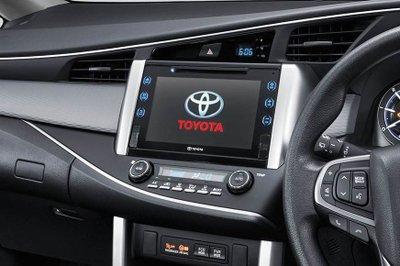 Toyota Innova 2021 facelift sở hữu công nghệ tân tiến, bám sát thời đại.