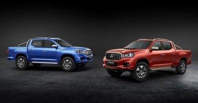Maxus T60 - Xe bán tải Trung Quốc giá 565 triệu đồng mở bán tại Malaysia 1