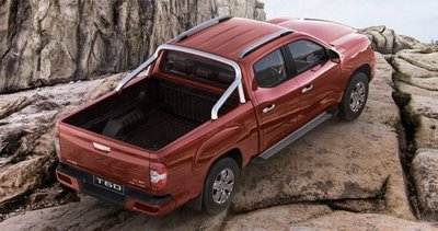 Maxus T60 - Xe bán tải Trung Quốc giá 565 triệu đồng mở bán tại Malaysia. a9