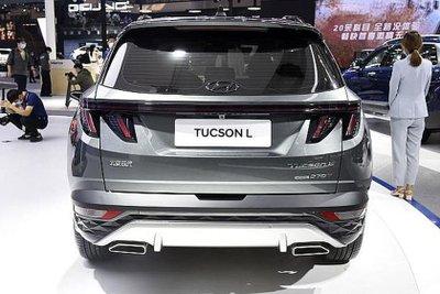 Hyundai Tucson 2021 L sẽ đi kèm 2 biến thể động cơ.
