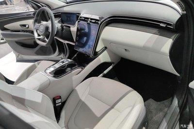 Hyundai Tucson 2021 L rộng rãi, thoải mái và sang trọng.