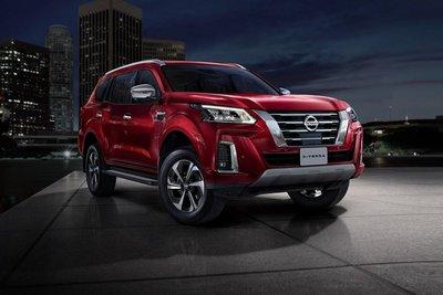 Nissan Terra 2021 nâng cấp toàn diện từ ngoài vào trong.