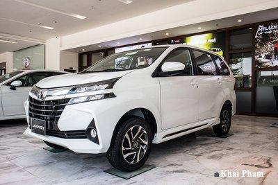 Toyota Avanza 2020.