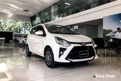 Lãi suất vay mua xe Toyota Wigo 2020 trả góp hiện nay bao nhiêu? 1