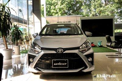 Vay mua xe Toyota Wigo 2020 trả góp: Lãi suất ngân hàng nào hấp dẫn? 1