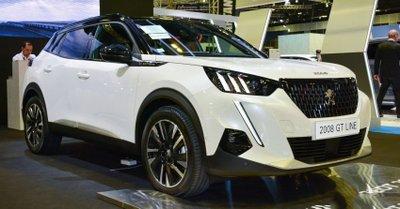 Đại lý bắt đầu nhận đặt cọc Peugeot 2008 2021.