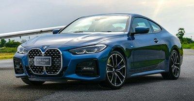 BMW 4-Series 2021 thế hệ mới giá 3 tỷ đồng có gì hay?