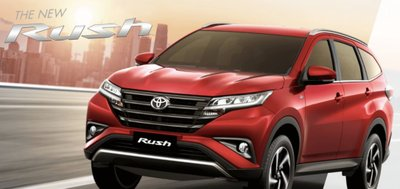 Toyota Rush 2021 bản mới đề giá từ 473 triệu đồng.