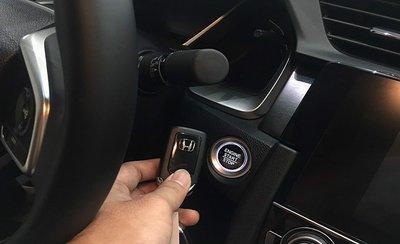 Nút Start Stop trên các mẫu xe Honda.