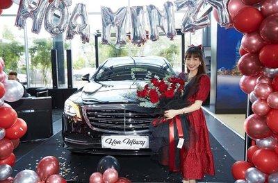 Hoà Minzy chi bạo 5 tỷ đồng sắm Mercedes-Benz S 450 L Luxury 1