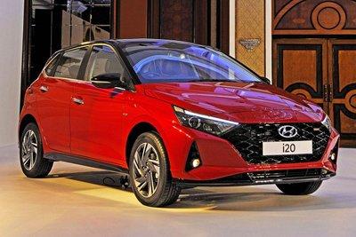 Hyundai i20 2020 ra mắt tại Ấn Độ 1