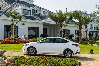 Thông số kỹ thuậtxe Hyundai Accent 2021: Kích thước 1