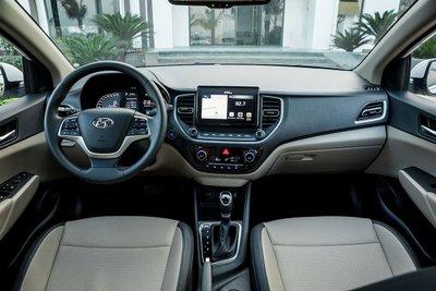 Thông số kỹ thuậtxe Hyundai Accent 2021: Nội thất 1