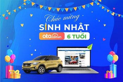 Oto.com.vn triển khai chương trình hỗ trợ khách hàng lớn nhất trong năm.