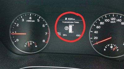 Khi dừng và phanh liên tục trên xe sử dụng hộp số ly hợp kép cũng có thể dẫn đến hiện tượng quá nhiệt.