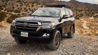 Toyota Land Cruiser thế hệ mới chốt ngày ra mắt, có thể giảm giá.