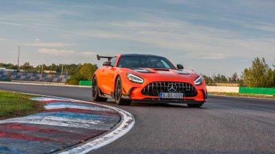 Mercedes-AMG GT Black Series 2021 báo giá khởi điểm 7,5 tỷ đồng.