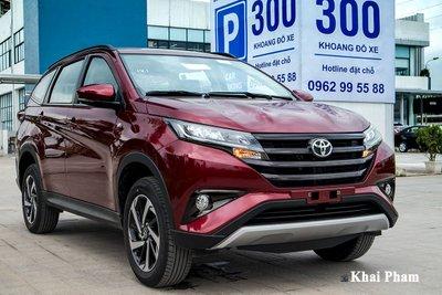 Toyota Rush đang bán tại Việt Nam 1