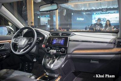 Honda CR-V 2020 quyết giữ ngôi vương, nhận ưu đãi lên tới 150 triệu đồng - Ảnh 1.