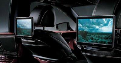 Lexus LS 2021 tiện nghi tuyệt đỉnh.