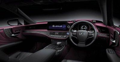 Lexus LS 2021 hiện đại thượng đỉnh.