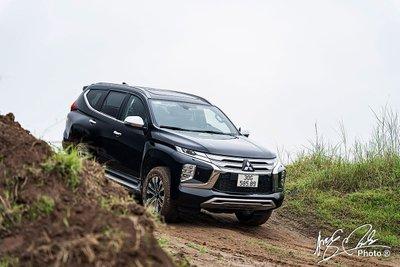 Mitsubishi Pajero Sport 2020 có tới 4 tuỳ chọn ưu đãi dành cho khách hàng.
