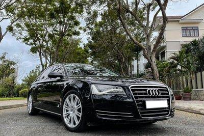 Audi A8L 2010 rao bán 1,49 tỷ đồng 1