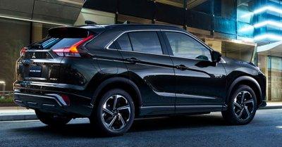 Mitsubishi Eclipse Cross 2021 tích hợp các chế độ chạy thông minh giúp giảm tiêu thụ nhiên liệu.