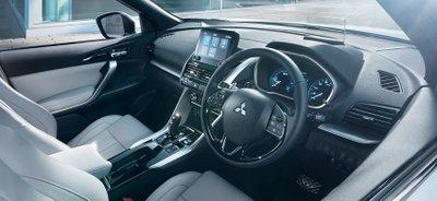 Mitsubishi Eclipse Cross 2021 tân tiến tuyệt đỉnh.