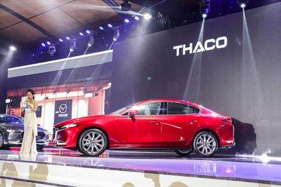 Mazda 3 sedan 2020.
